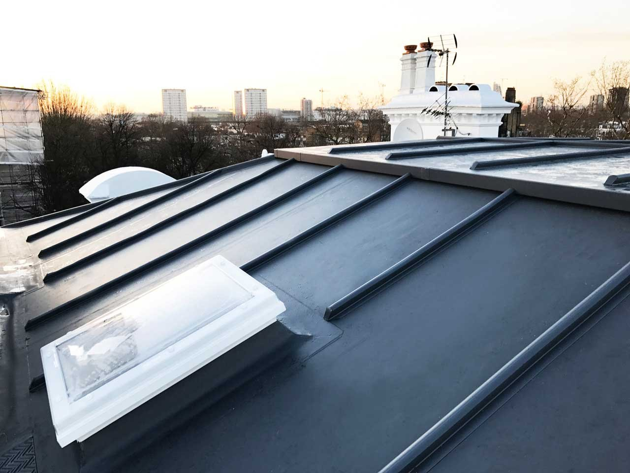 LEAD AND COPPER ROOFING SOLUTIONS