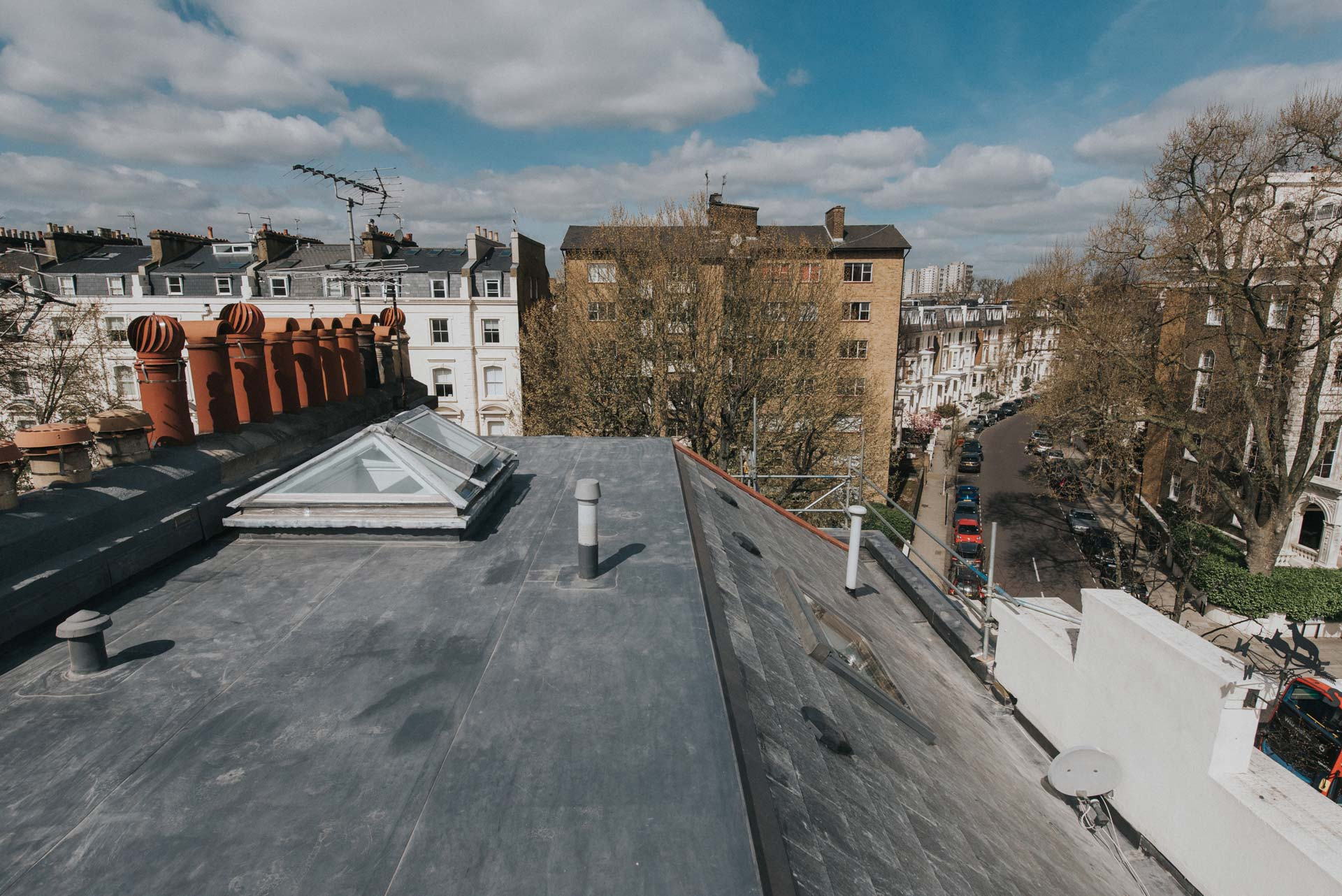 Flat Roofing Fulham